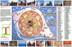 Places of Interest around Shankha Khyetram