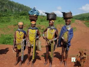Orissa - Jeypore Bonda Women