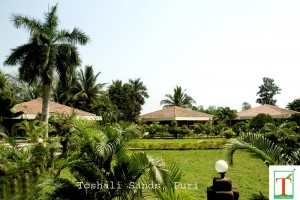 Toshali Sands Cottage