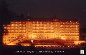 Toshali Royal View Resort_shimla