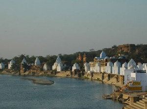 108 temples at Bateshwar - Photo courtesy travel247.tv