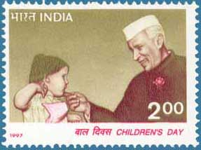 Children&#39;s Day in India : Birthday Celebration of Chacha Nehru ...