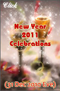 Toshali Resorts Wishing all a Happy New Year 2011