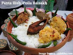 Panta-Ilish-Poila Baisakh