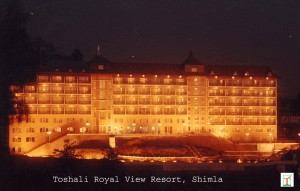 Toshali Royal View Resort_shimla
