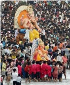 Anant Chaturdashi Festival