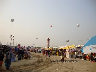 Lucknow Festival View