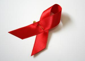 Aids Awareness Red Ribbon (Image Courtesy - Avert)