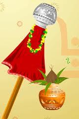 Gudi Padwa Festival (Image source smsjokes.in)