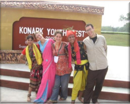 Konark Youth Festival