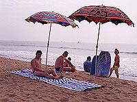 Balighai Beach, Puri