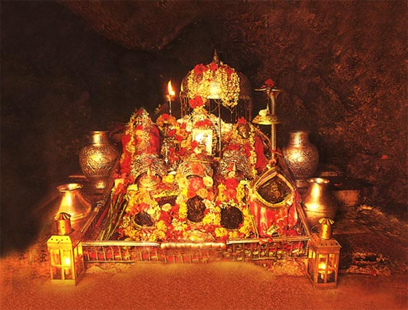 Mata Vaishno Devi Shrine