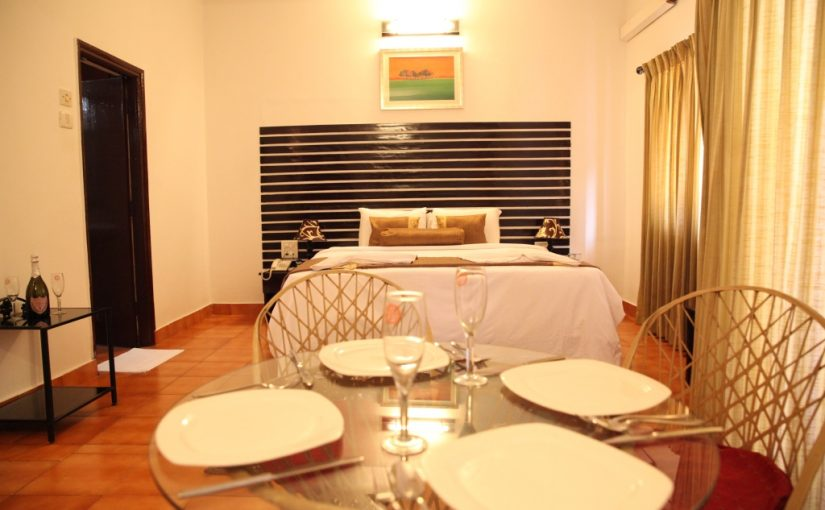 Beach Accommodation in Goa for Best Relaxation