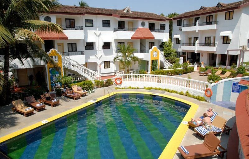 Weekend Holidays at Hotels in South Goa