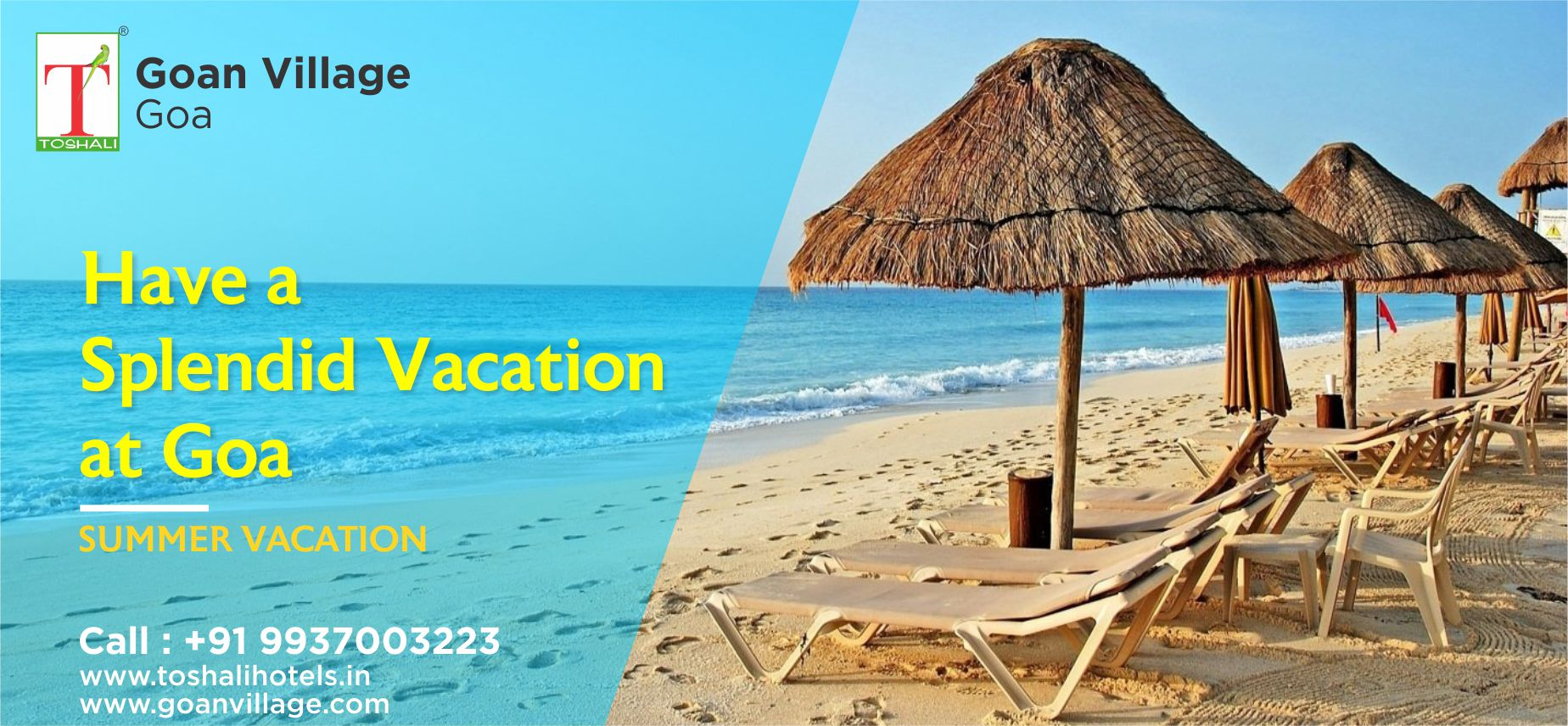 South Goa Hotels Offers Better Privacy Toshali Resorts Blog
