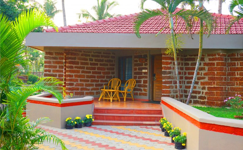 Honeymoon Hotels in Puri near Nuanai River